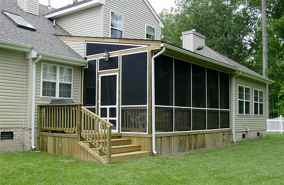 Home Screened In Porches