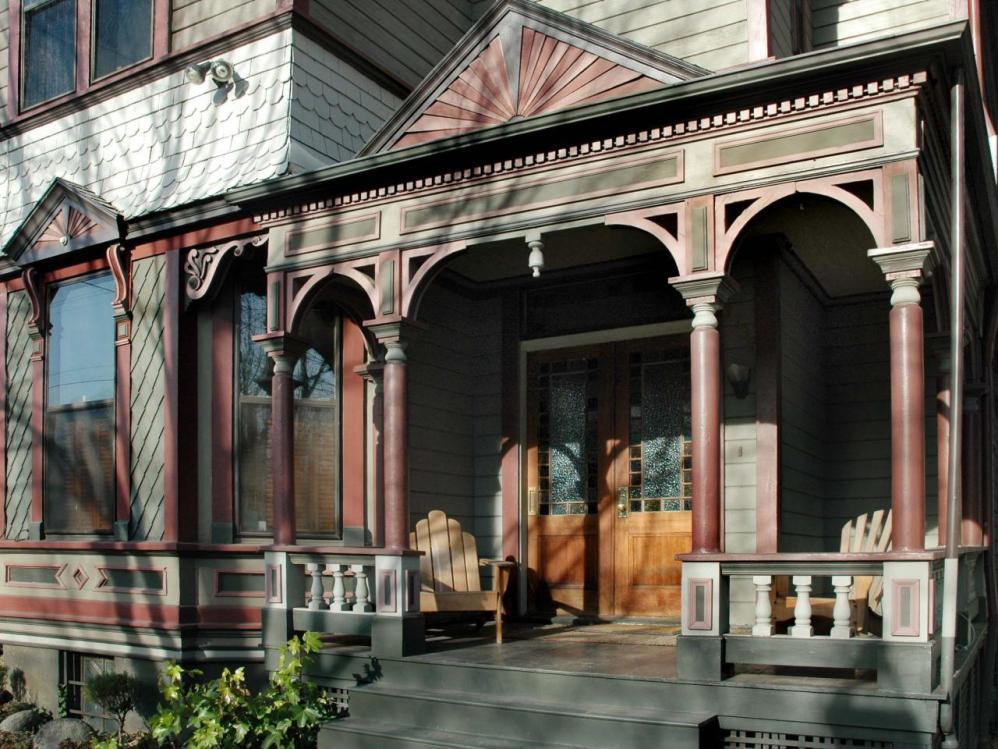 Perfect Front Porch Columns