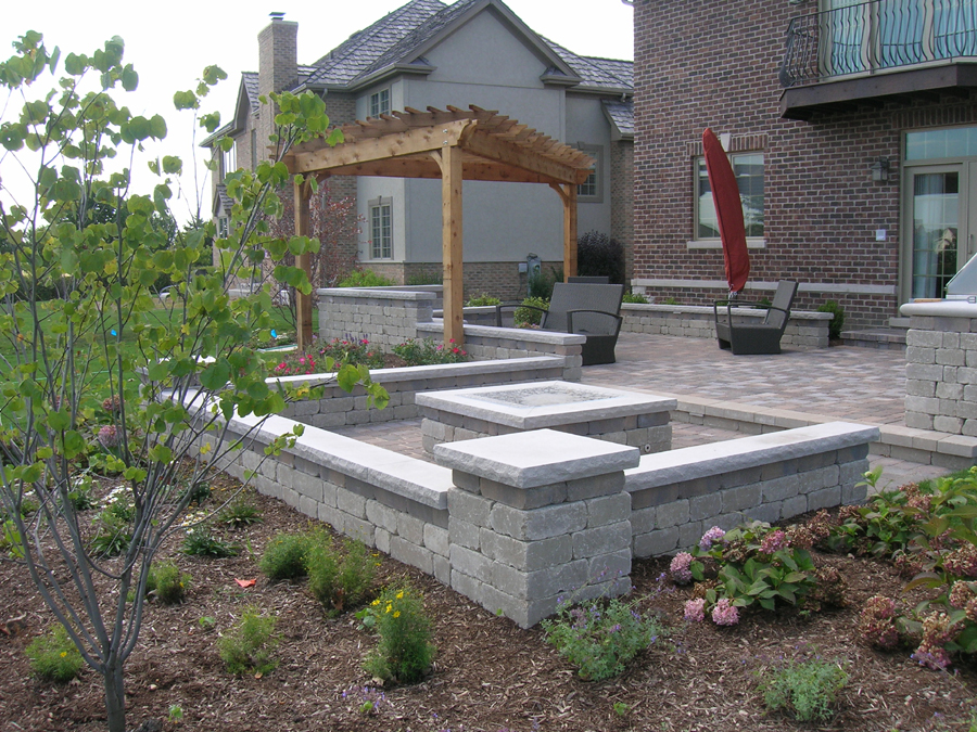 Popular Backyard Pavers
