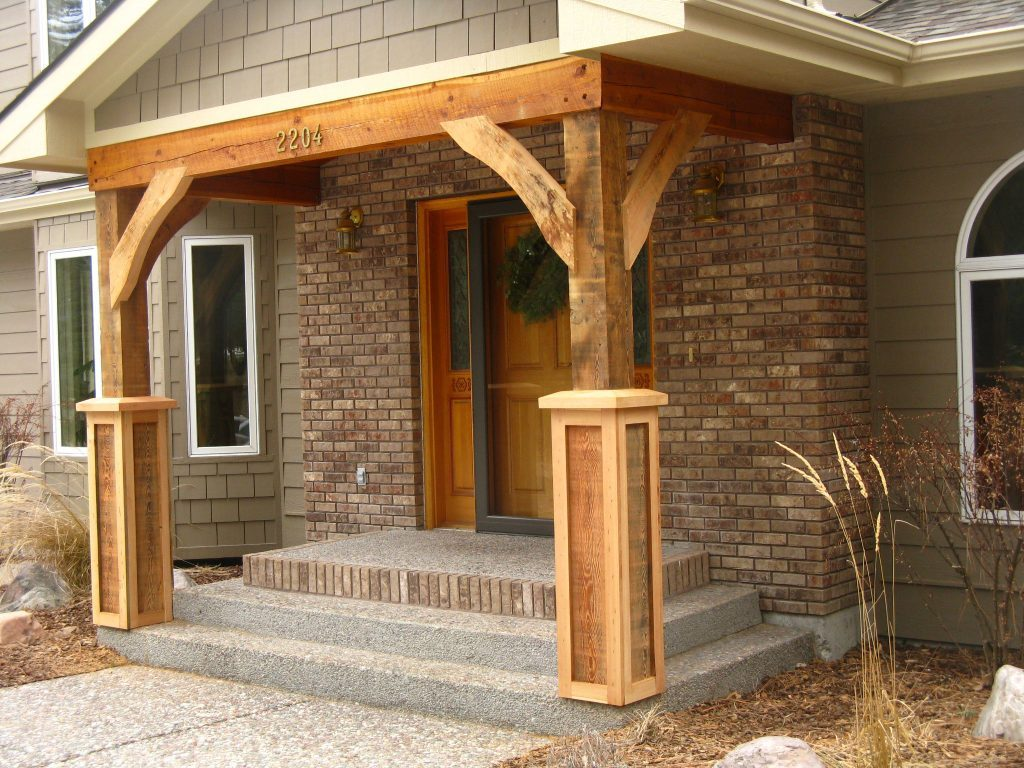 Porch Column Design Ideas
