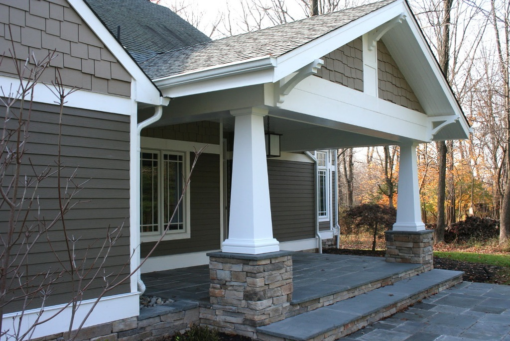 Porch Column Ideas