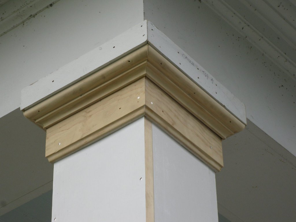 Porch Column Trim