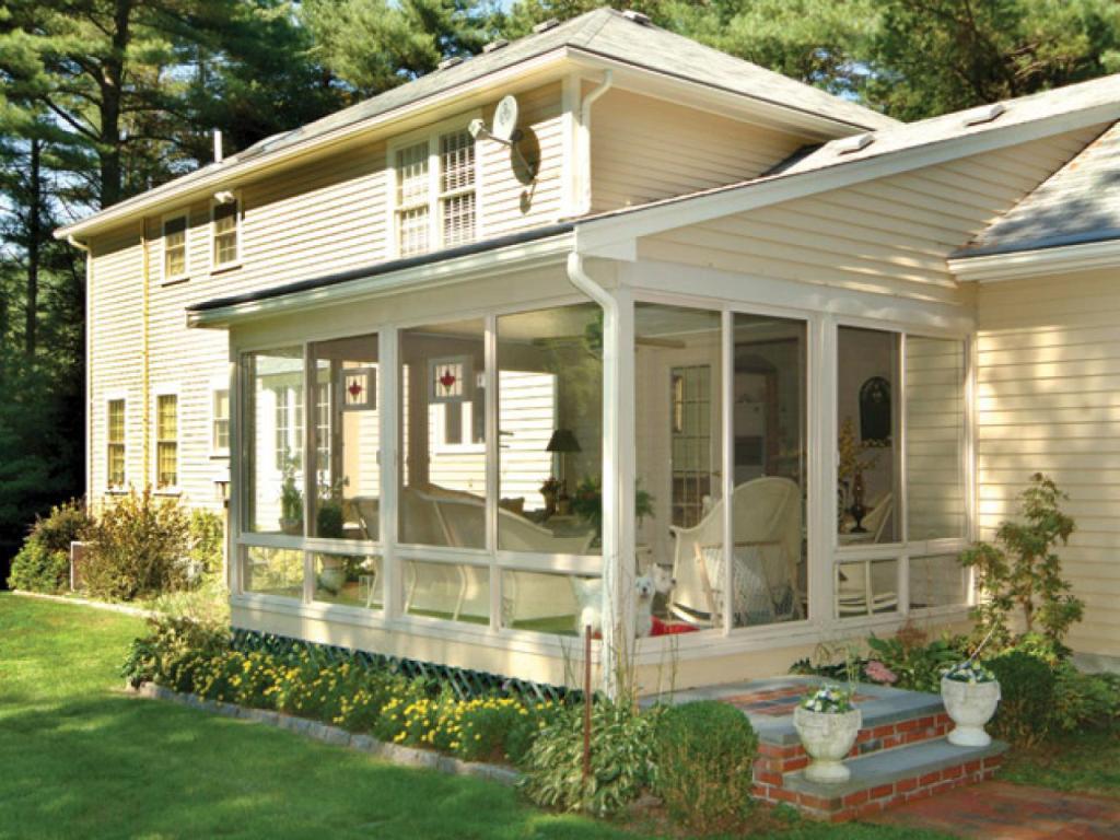Porch Enclosures DIY