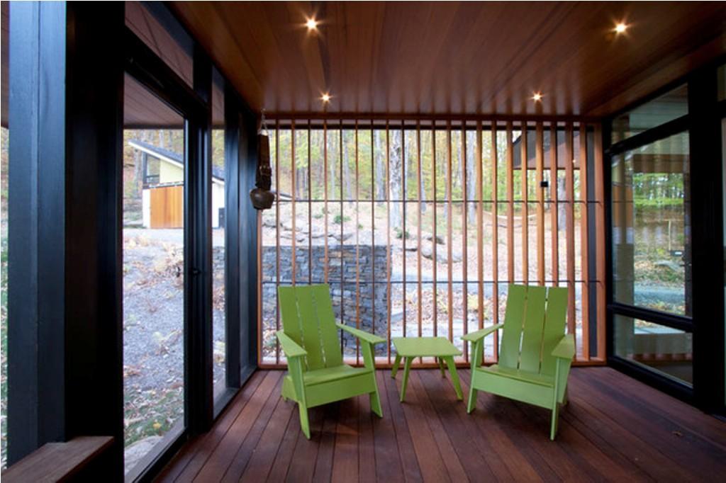 Screen Porch Panels Design