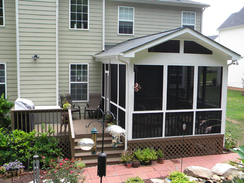 Screened In Porches Small
