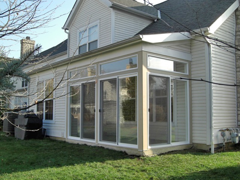 12 Photos Of The How To Enclosing A Porch For Living Space