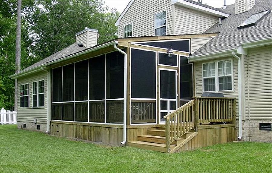 Small Screen Porch Panels