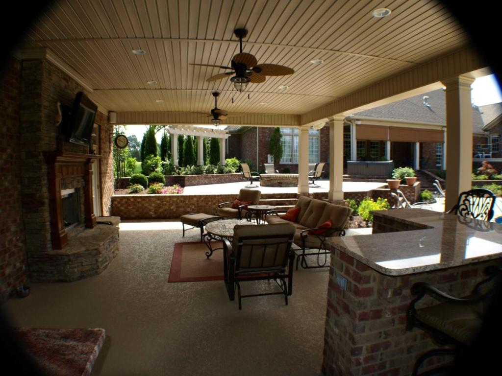 Top Backyard Living