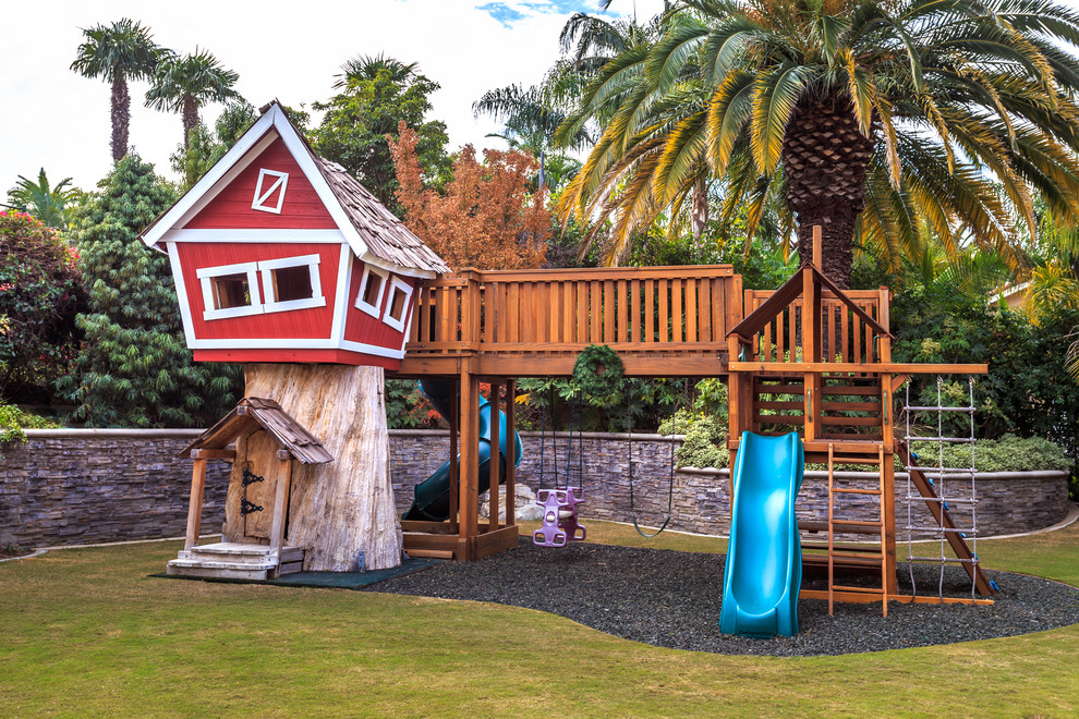 Top Backyard Play Structures