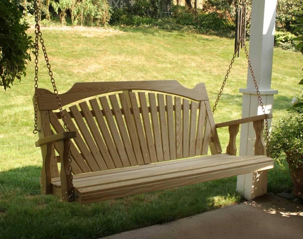 Top Backyard Swings