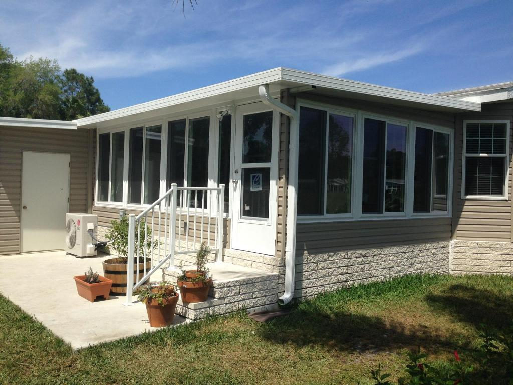 White Porch Enclosures