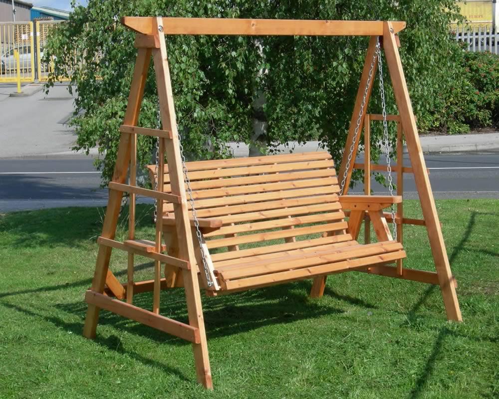 Backyard Swings Design