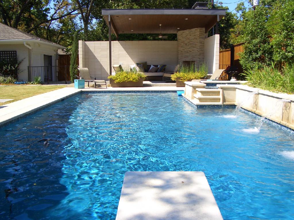 Big Rectangle Swimming Pools