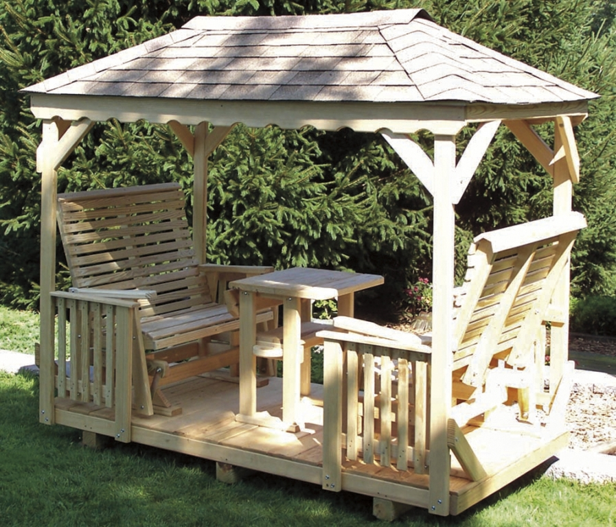 Gazebo Roof Simple