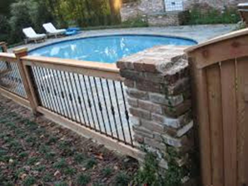 Glass Swimming Pool Fence Ideas