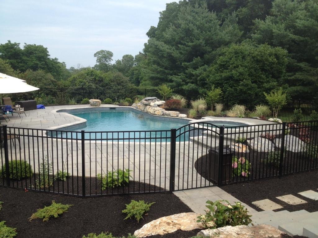 Inexpensive Pool Fence Ideas