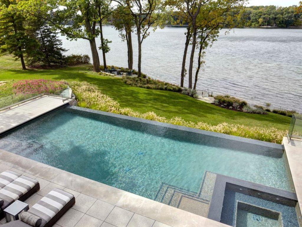 Nice Rectangle Swimming Pools