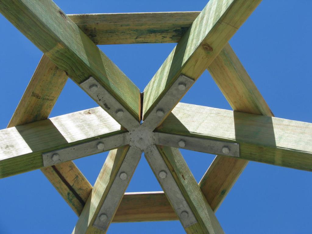 Octagonal Gazebo Roof Angles