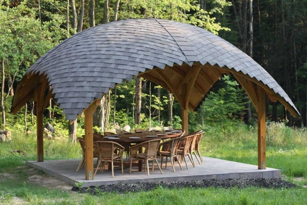 Outside Gazebos And Canopies Rickyhil Outdoor Ideas Octagonal Gazebo Idea For Your