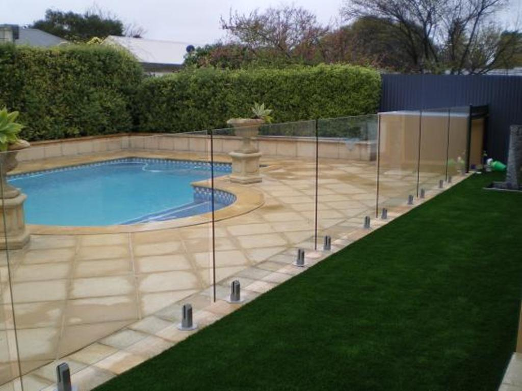 Pool Fence Ideas For In Ground Pool