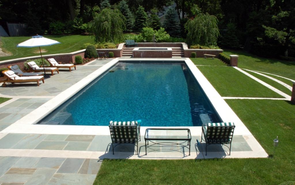 Rectangle Swimming Pools Idea
