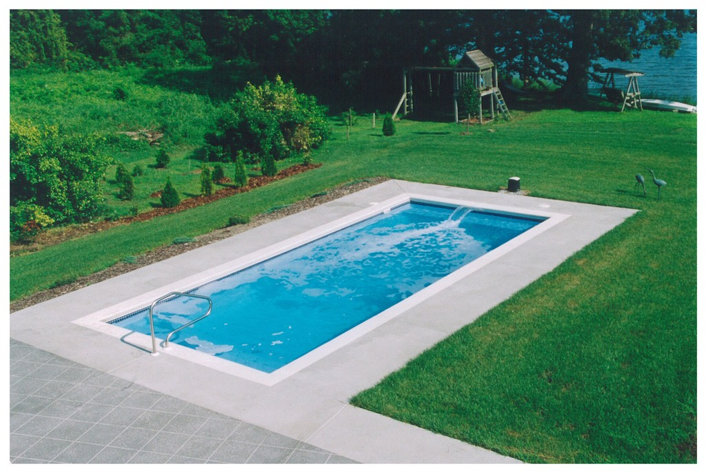 Simple Rectangle Swimming Pools