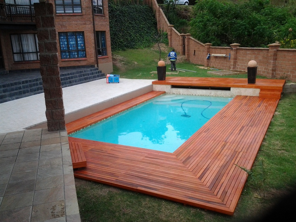 Small Rectangle Swimming Pools