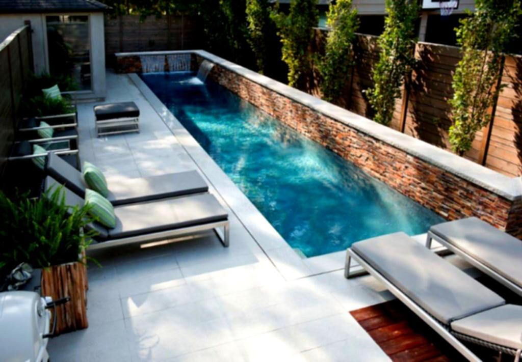 Unique Rectangle Swimming Pools
