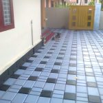 Charming Interlocking Floor Tiles Outdoor