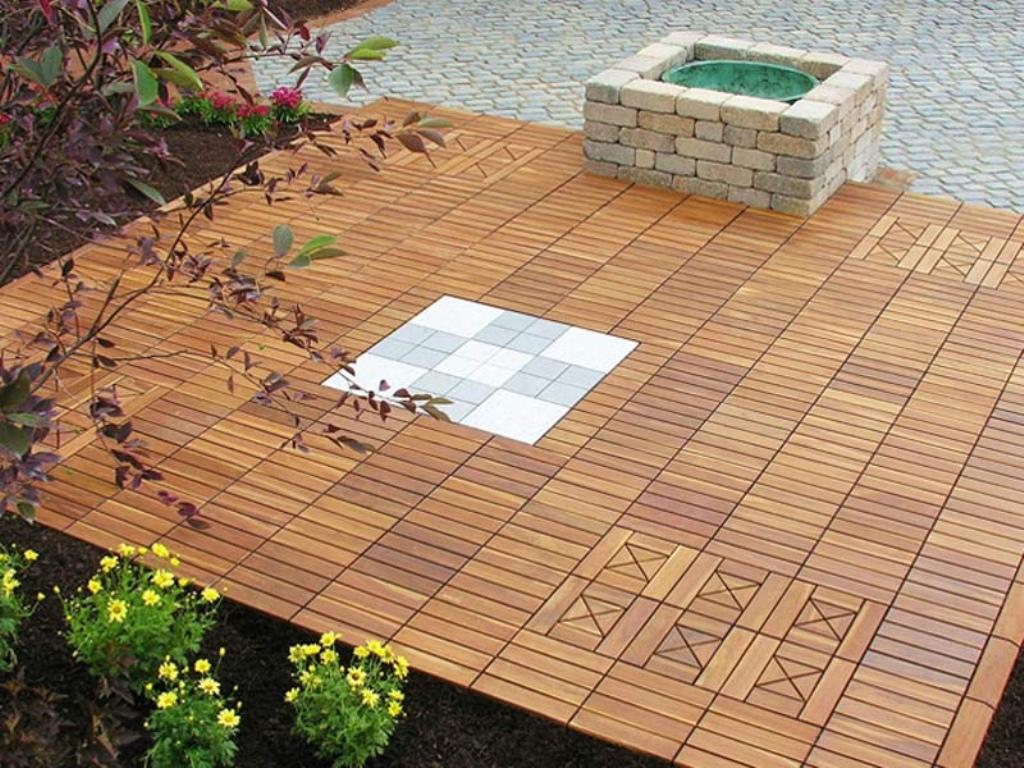 Decking Tiles 50×50