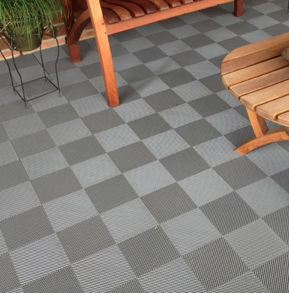 Best Rubber Deck Tiles