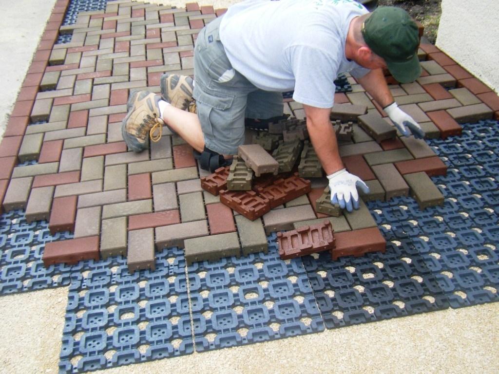 Classy Rubber Deck Tiles