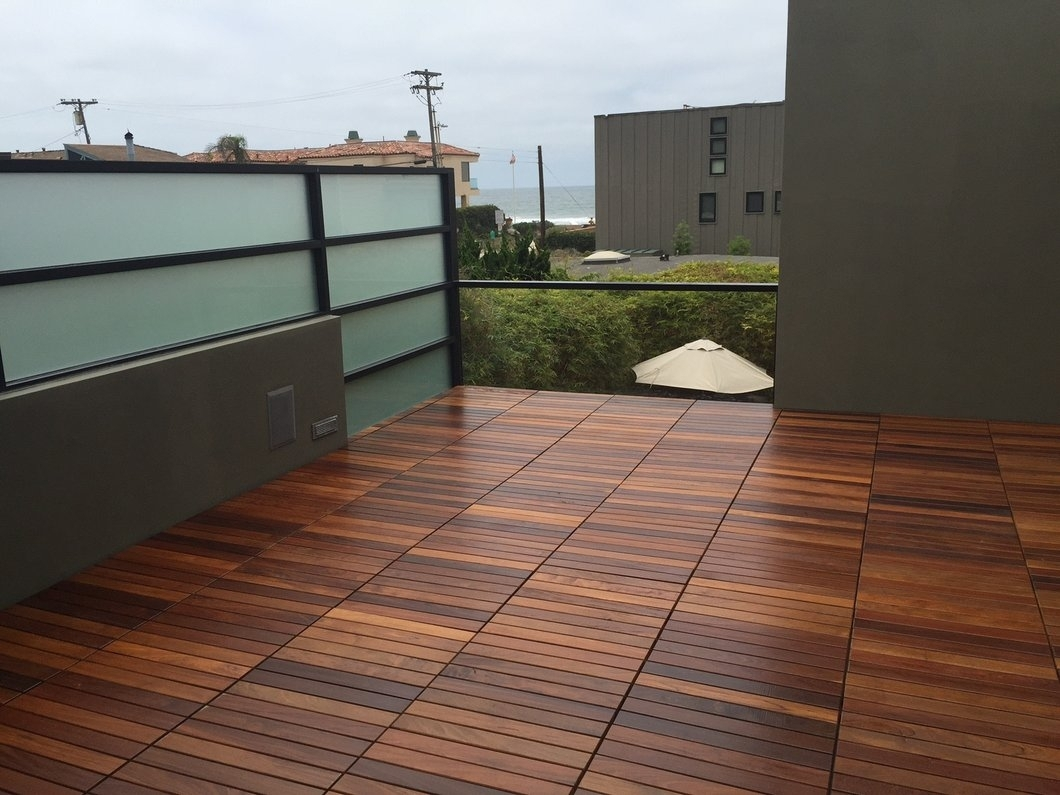 Great Ipe Deck Tiles