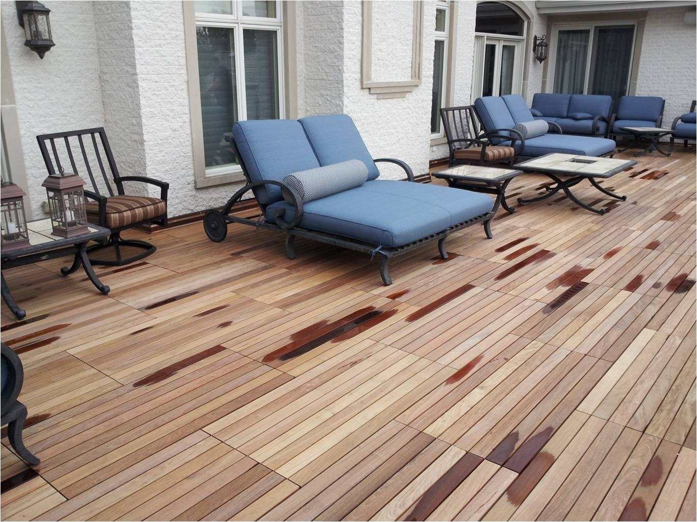 Installing Ikea Deck Tiles — Rickyhil Outdoor Ideas