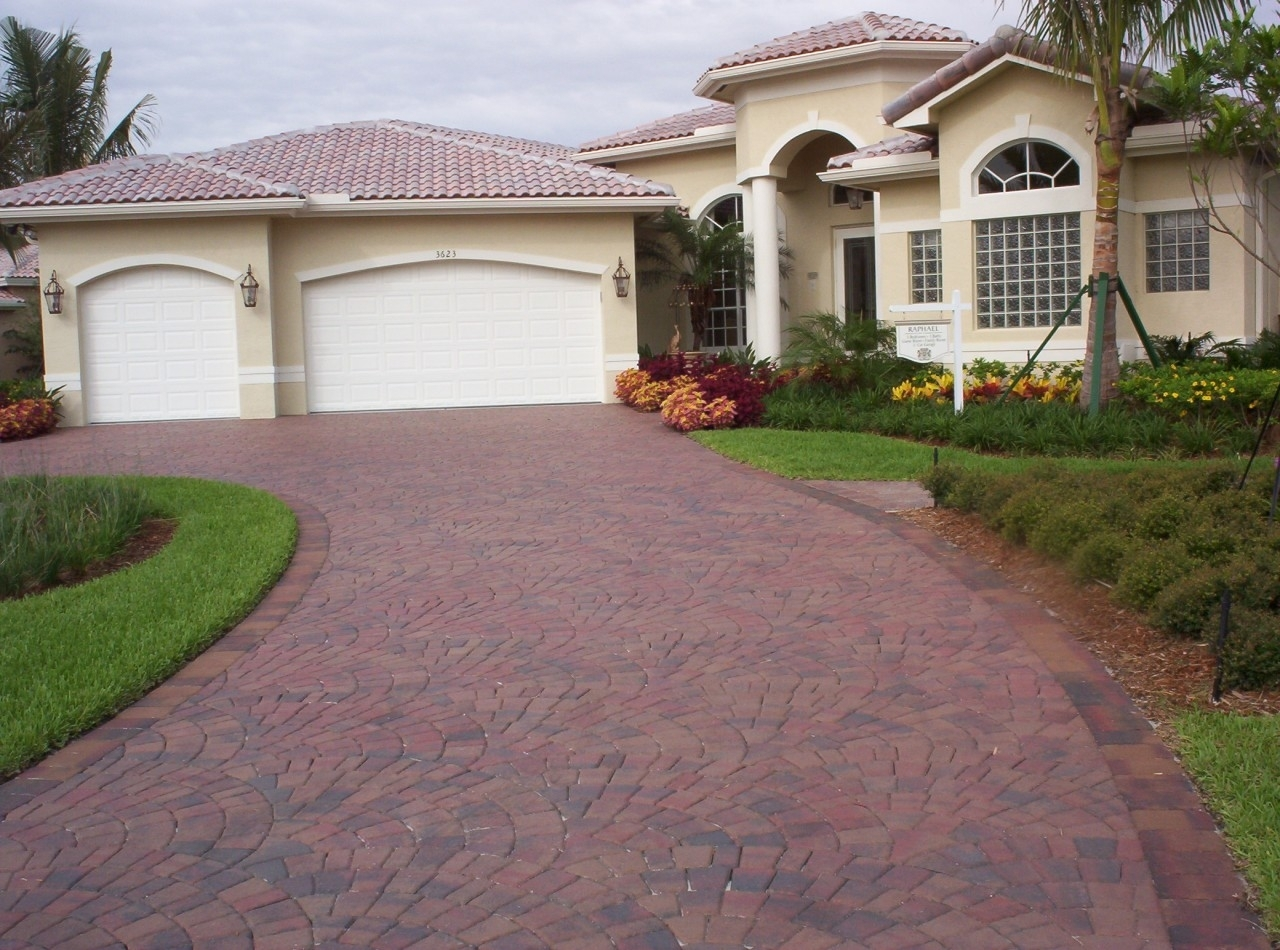 Interlocking Concrete Pavers Brick America