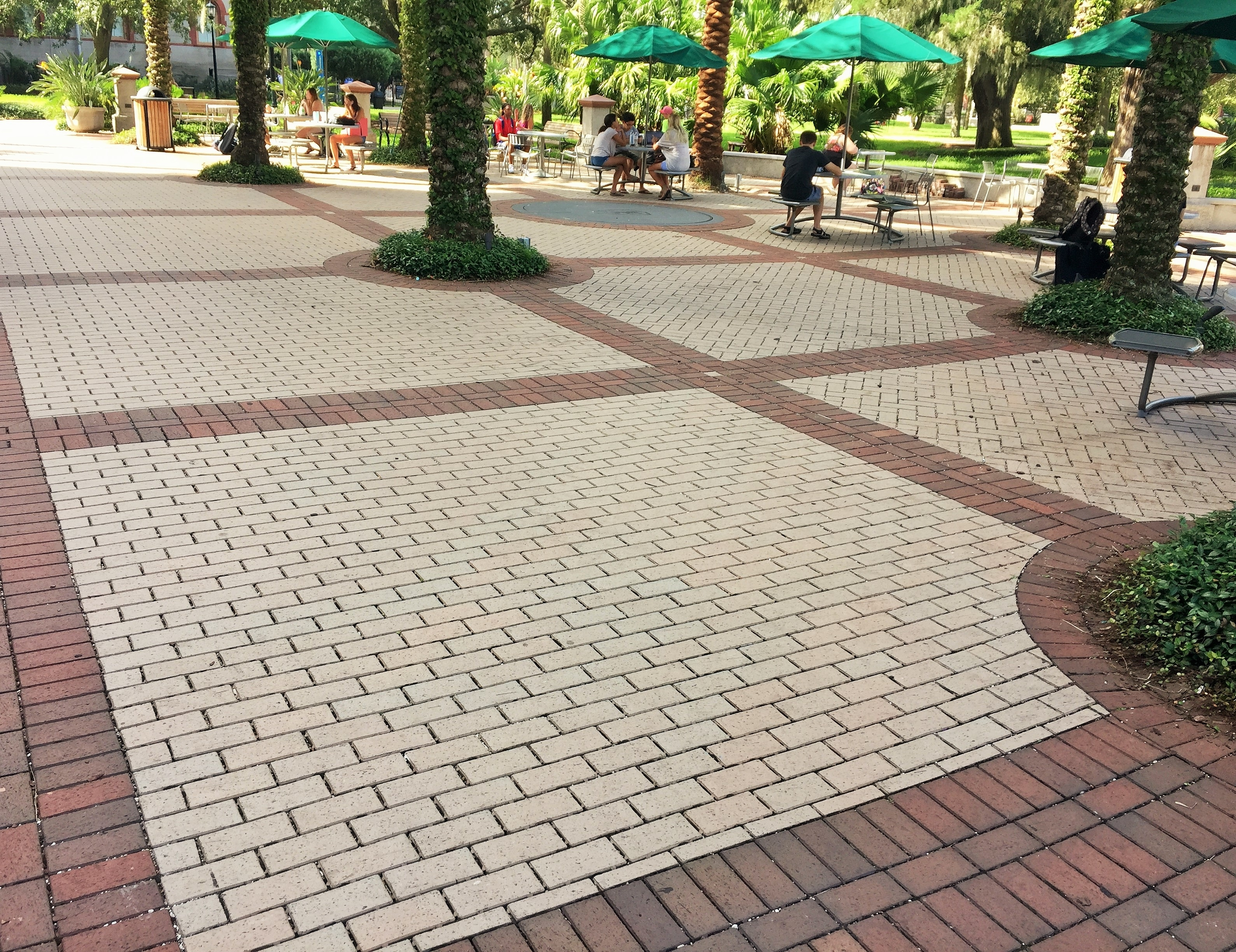 Stormpave Permeable Pavers Pine Hall Brick