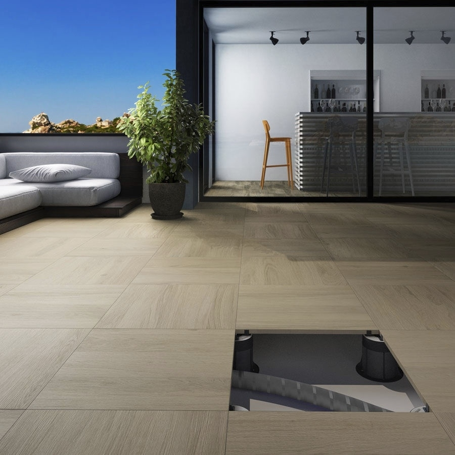 Unique Outdoor Porcelain Tile Ideas
