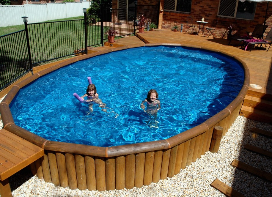 Doughboy Swimming Pools Bamboo
