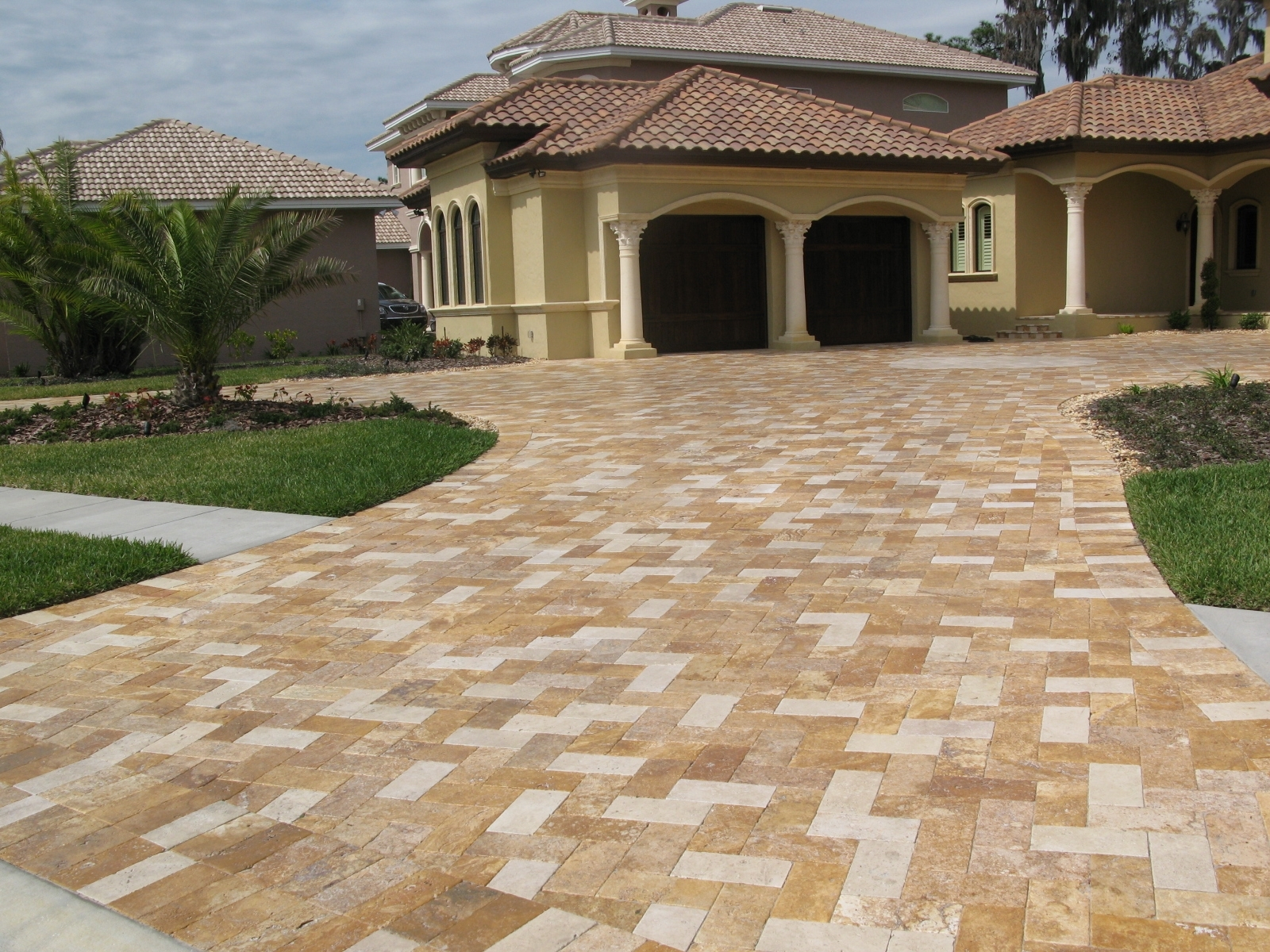 Brick Paver Showroom Tampa Bays Premier Supplier And Installer