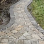 Download Paver Walkway Patterns Garden Design