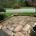 Flagstone Outdoor Paving For High End Look Wearefound Home Design