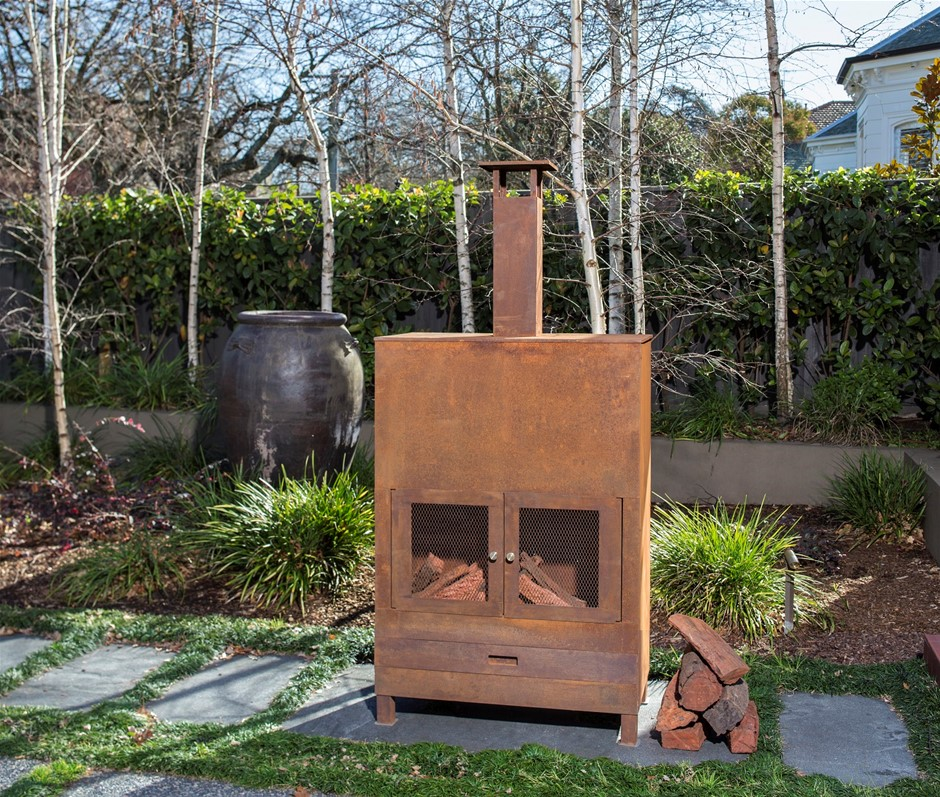Costco Outdoor Fireplace: Good Way To Warm Up Afternoon ... on Costco Outdoor Fireplace id=95650