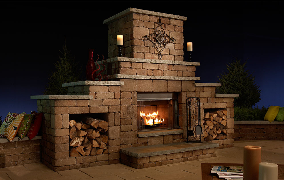 Costco Outdoor Fireplace: Good Way To Warm Up Afternoon ... on Costco Outdoor Fireplace id=87225