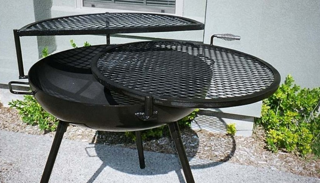 Outdoor Fire Pit Grill Plans : Rickyhil Outdoor Ideas ...
