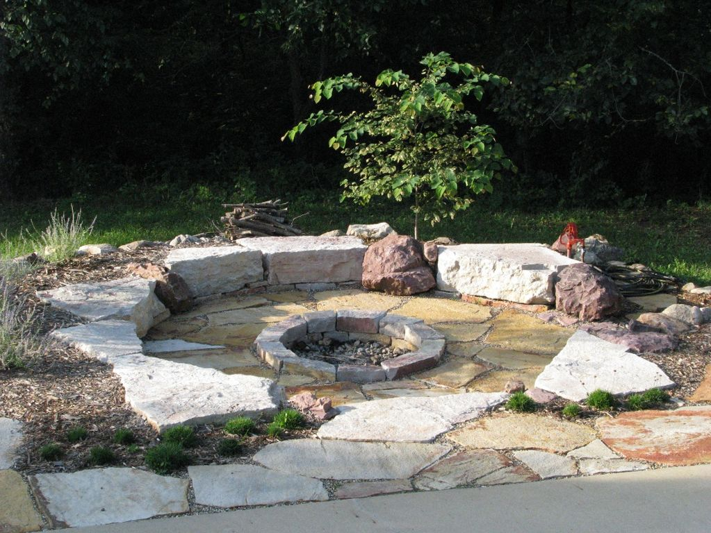 Outdoor Fire Pit Seating Distance