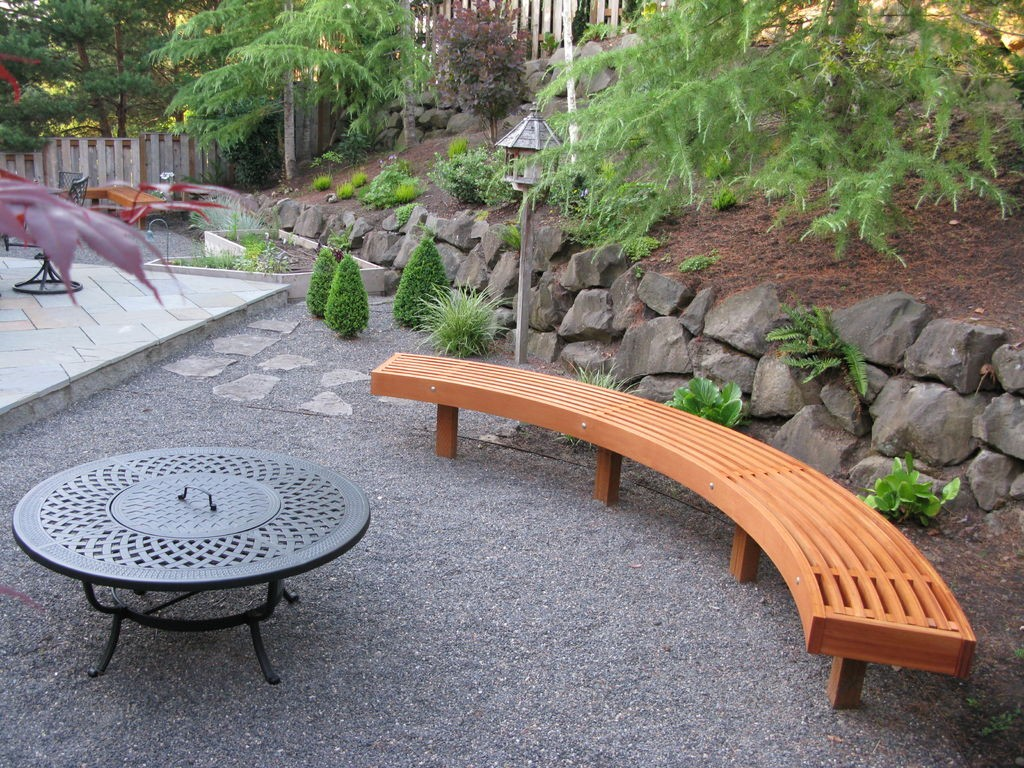 Outdoor Fire Pit Seating Group