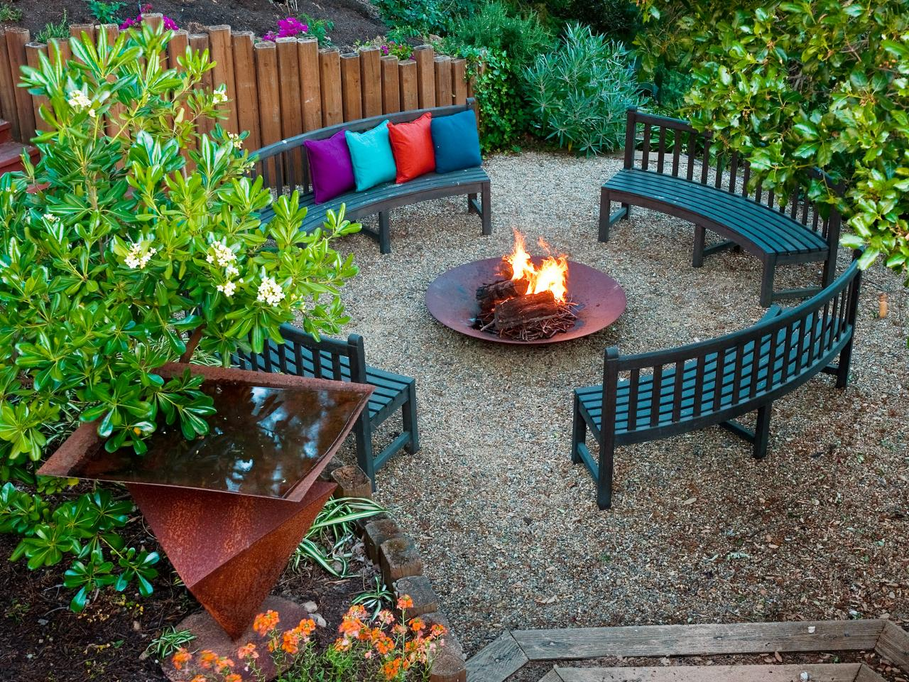 Stylish Outdoor Fire Pits Ideas