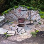 How To Build A Cheap Fire Pit In Ground Jburgh Homes Building