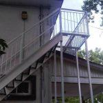 Premium Outdoor Stair Railing