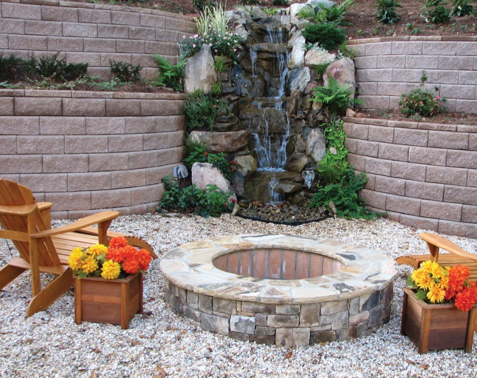 Amazing Outdoor Fountain Ideas